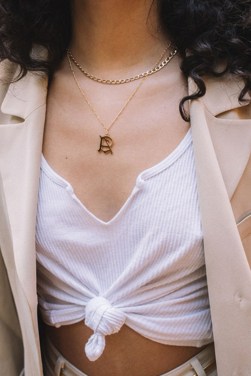 Jane Doe Necklace