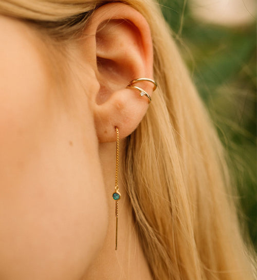 Dayna Threader Earrings