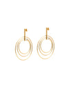Zoe Rose Convertible Hoops