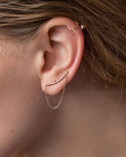 Ace Crawler Earring