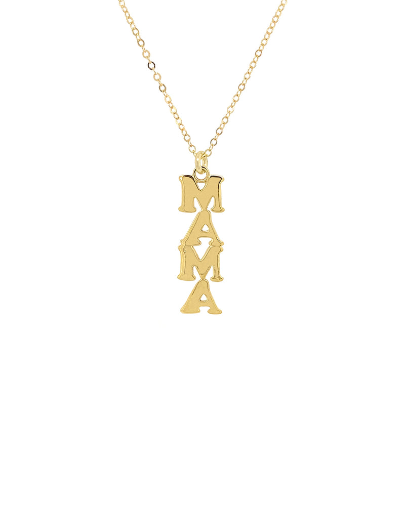 Mama Vibes Necklace