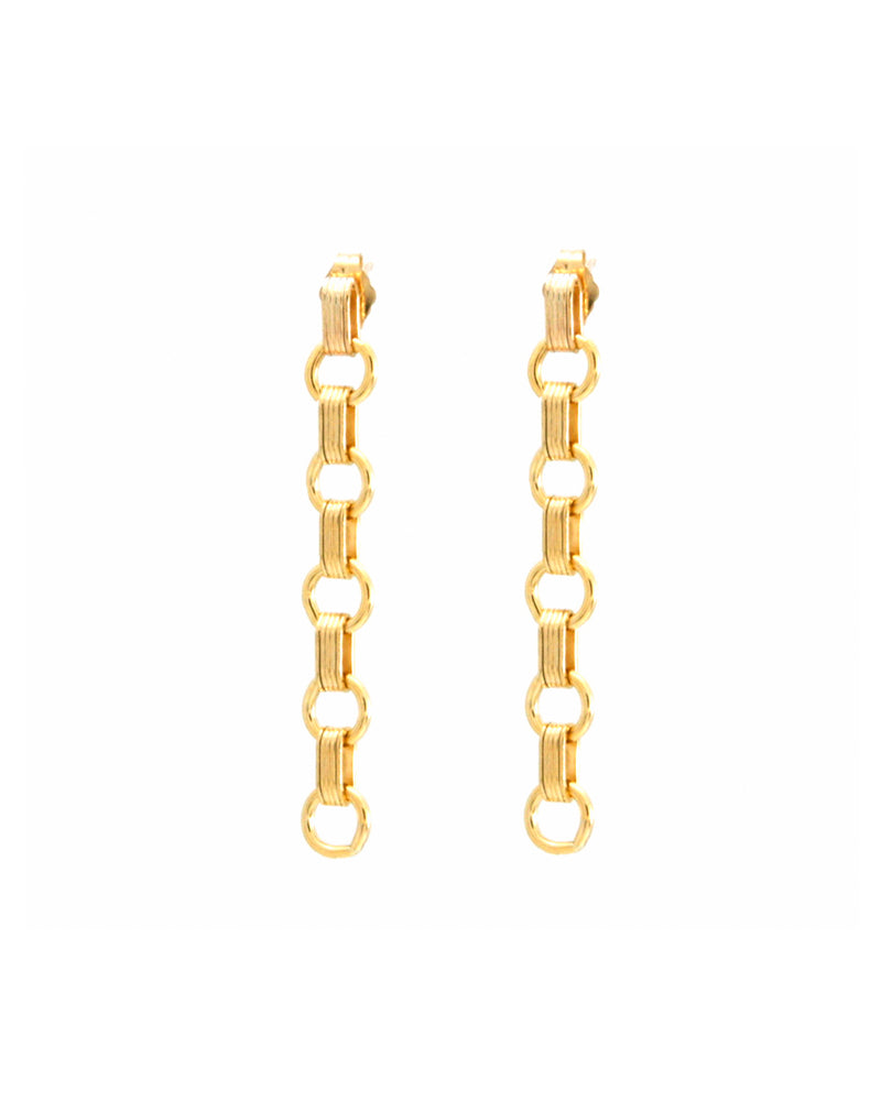 Hepburn Chain Earrings
