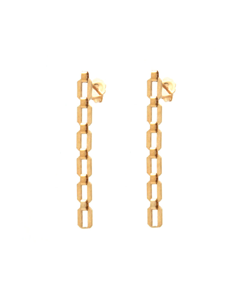 Morrison Chain Earrings