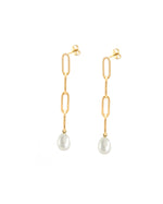 Selma Chain Earrings