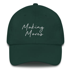 Make Moves Cap