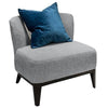 Arlo Armchair - Dove Grey - Distinctive Designs - Armchairs - SR-ARMCHAIR1-GREY - 1