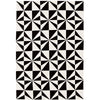 Asiatic Carpets Arlo Machine Knitted Rug Mosaic Mono - 100 X 150cm - Asiatic Carpets - Rugs - Arlo1001500001 - 1