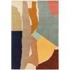 Asiatic Carpets Reef Handtufted Rug Abstract Multi - 160 X 230cm - Asiatic Carpets - Rugs - REEF1602300014 - 1