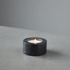 Black Marble Tealight Holder by Native Home & Lifestyle - Native Home & Lifestyle - Candle Holders - CH-MARB02-TEA - 1
