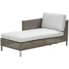 Cane-line Connect Chaise Longue Module Sofa right (5596) - Cane-Line - Cane-Line - 5596T-5596YS94-275 - 1