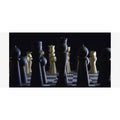 Chess Game Set - Brass - Pinetti - W19-PnT-Gmng-ChessGameSet-Brass - 2