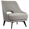 Claude Armchair - Beige - Distinctive Designs - Armchairs - SR-LOUNGECHAIR3 - 1