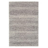 Coast Cs07 Grey Marl Stripe by Katherine Carnaby - Katherine Carnaby - Rugs - KC Coast CS07 Grey Marl Stripe - 1
