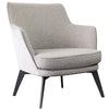 Cyril Armchair - Beige - Distinctive Designs - Armchairs - SR-LOUNGECHAIR5 - 1