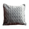 Diamond Pattern Grey Velvet Cushion by Native Home & Lifestyle - Native Home & Lifestyle - Cushions - CUS-DIAMOND-GREY - 2