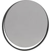 Gillmore | Federico Wall Hanging Mirror | Black Surround - Gillmore Space - Mirror - 118-682 - 1