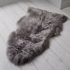 Grey Sheepskin Rug Xxl by Native Home & Lifestyle - Native Home & Lifestyle - Rugs - RUG-SHEEP-GRY - 1