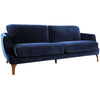 Gustav 3-seater Sofa - Dark Blue - Distinctive Designs - Sofas - SR-3SEATERSOFA-BLUE1 - 1