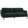 Gustav 3-seater Sofa - Forest Green - Distinctive Designs - Sofas - SR-GUSTAV3SEAT-MEG - 1