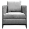 Hannah Armchair - Silver - Distinctive Designs - Armchairs - 1