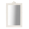 Juliette Wall Mirror White - Lenora - Mirrors - JULIETWALMIR - 1