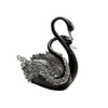 Large Decorative Black Swan Ornament - Eco Furnishings - Accessories - 3158 - 1
