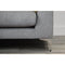 Manhattan 2-seater Sofa - Nickel - Distinctive Designs - Sofas - 4