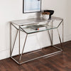 Marble Glass Console Table by Native Home & Lifestyle - Native Home & Lifestyle - Console Tables - CONS-MARBGLASS-01 - 1
