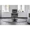 Memphis Swivel Chair - Birlea - Office Chairs - MEMSCBLK - 1