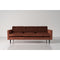 Model 01 Velvet 3 Seater Sofa - Brick by Swyft | Swyft Home - Swyft - Sofas - SWYF-030-VB - 1