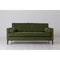 Model 02 Velvet 2 Seater Sofa - Vine by Swyft | Swyft Home - Swyft - Sofas - MODEL02-020-VV - 1
