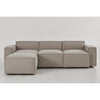 Model 03 - 3 Seater Left Chaise Sofa - Pumice by Swyft | Swyft Home - Swyft - Sofas - MODEL03-CONF-04-LP - 1