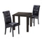 Monroe Puro Small Dining Table Black - Lenora - Dining Tables - MONTABSMLBLA - 1
