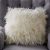 Natural Sheepskin Cushion by Native Home & Lifestyle - Native Home & Lifestyle - Cushions - CUS-SHEEP-NAT - 1
