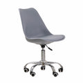 Orsen Swivel Office Chair Grey - Lenora - Office Chairs - ORSENGREY - 1