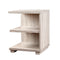 Oslo End Table Pale Washed Oak - Lenora - Coffee Tables - OSLOEND - 1