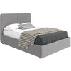 Otimo Bed - King - Distinctive Designs - Beds - SR-OTIMO-GREY - 1