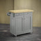 Portland Kitchen Island Grey - Lenora - Kitchen Islands - PORTKITGRE - 2