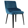 Set of 2 Ventura Dining Chairs - Teal - Distinctive Designs - Dining Chairs - SR-DININGCHAIR2 - 1