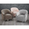 Tiffany Swivel Chair Cappuccino - Lenora - Armchairs - TIFFCAP - 2
