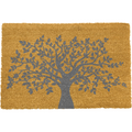 Tree of Life Grey Doormat by Artsy Doormats - Artsy Doormats - Doormats - GREY-TREEOFLIFE - 2