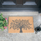 Tree of Life Grey Doormat by Artsy Doormats - Artsy Doormats - Doormats - GREY-TREEOFLIFE - 1