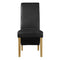 Treviso Chair Black (pack of 2) - Lenora - Dining Chairs - TREVISOBLA - 2