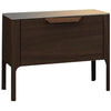 Troy Nightstand - Rectangular - Distinctive Designs - Nightstand - SR-BEDSIDETABLE-TROY-MARBLE - 1