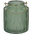 Verde Gold Candle Holder by Native Home & Lifestyle - Native Home & Lifestyle - Candle Holders - CH-GL-GREEN03 - 3
