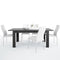 Zingaro - Dining Set Package Zingaro Dining Table + 6 Milan High back Chair White. - FTG - Dining Sets - 4337567601 - 2