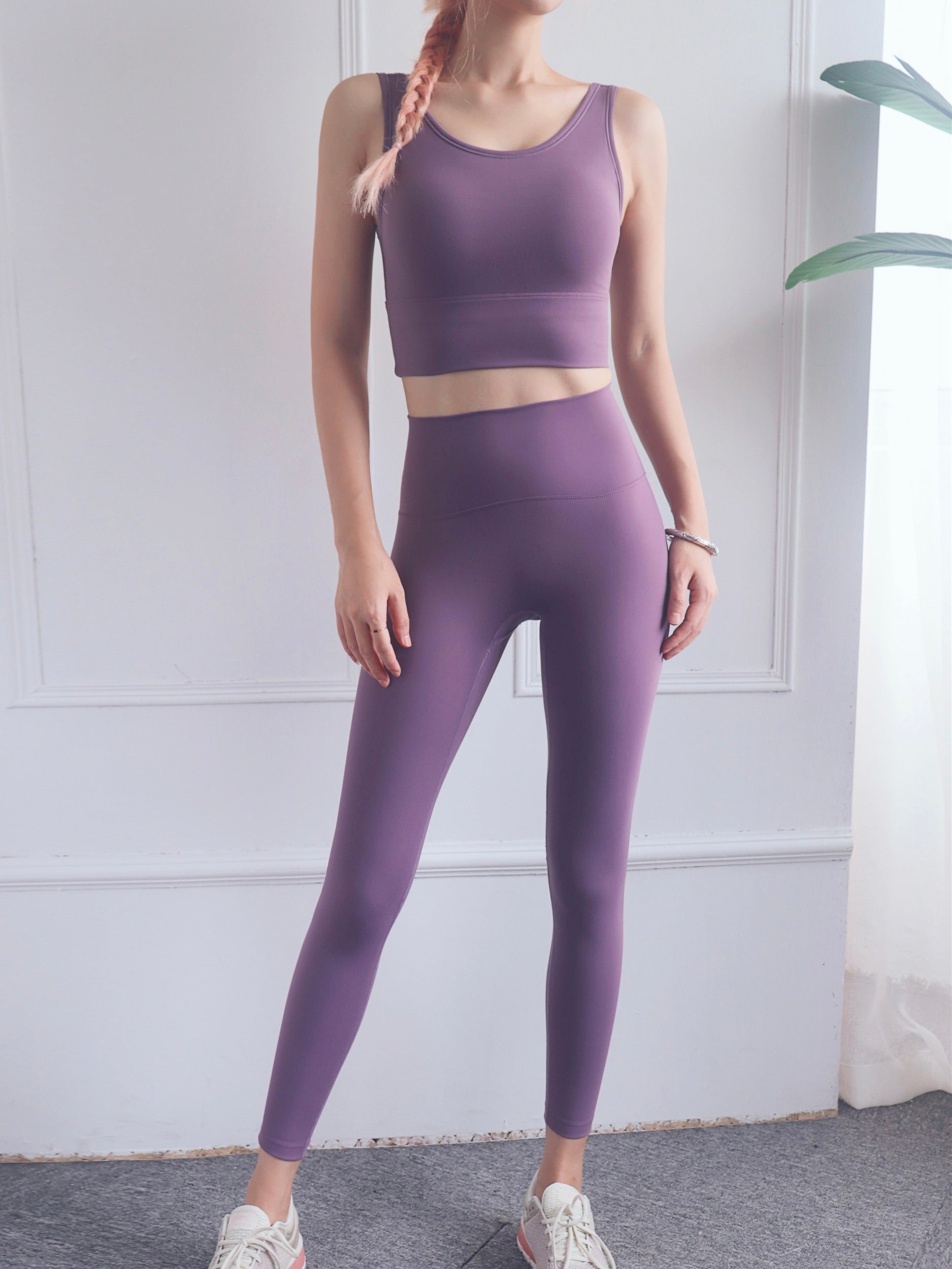 Vergo Purple Set