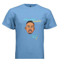 iMM SoundPack Vol.1 COLLECTOR'S TEE(Carolina Blue)