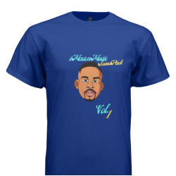 iMM SoundPack COLLECTOR'S TEE(Deep Royal)