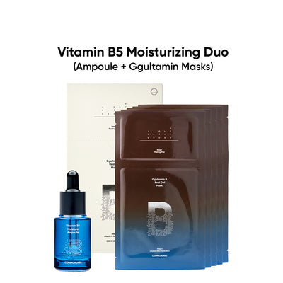 [SET] COMMONLABS Vitamin B5 Moisturizing Duo